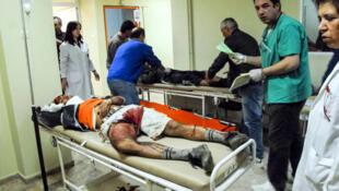 Des travailleurs immigrés victimes d'une fusillade parce qu'ils réclamaient leurs salaires impayés en Grèce.