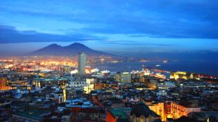 Vịnh Napoli với các ca khúc truyền thống nước Ý (DR)
