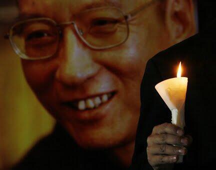 中國異見人士,諾貝爾和平獎得主劉曉波