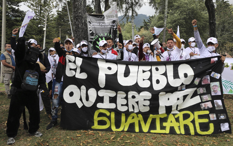 FARC-colombie-marche-paix