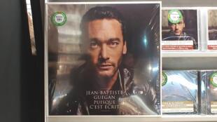 Album đầu của Jean Baptiste Guégan nhanh chóng trở thành đĩa vàng