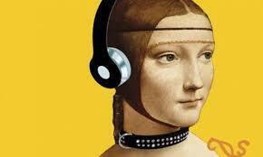 """روی جلد کتاب """"جهان در شش ترانه"""" - Daniel Levitin"""