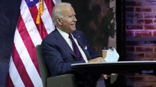 Sabon shugaban Amurka Joe Biden