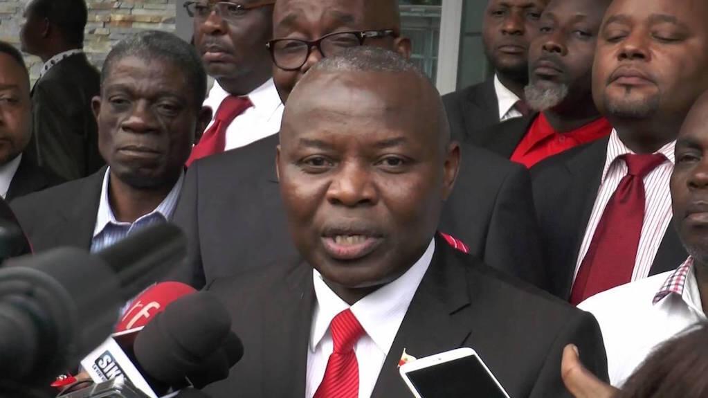 Kiongozi wa upinzani nchini DRC, Vital Kamerhe ambaye ametengwa na muungano wa upinzani