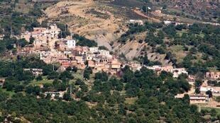 Village de Kabylie.