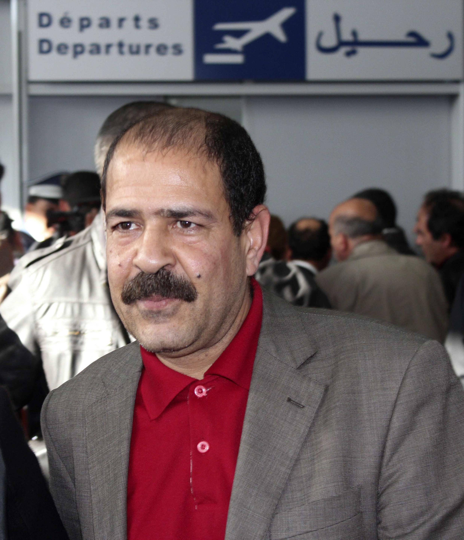 Лидер тунисской оппозиции Шокри Белаид 08/04/2012