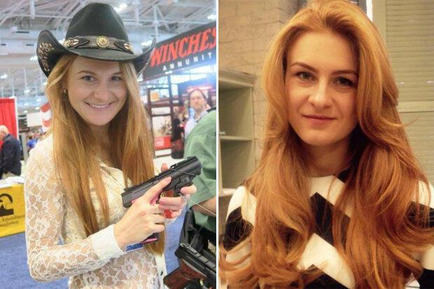29歲的俄羅斯女子瑪利亞·布蒂娜資料圖片
