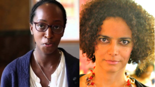 Paula Nascimento arquitecta angolana e Patti Anahory arquitecta cabo-verdiana
