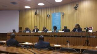 Painel de oradores lusofónos na UNESCO