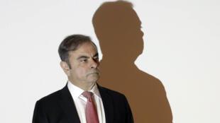 Former Renault-Nissan boss Carlos Ghosn was arrested in Japan in November 2018
