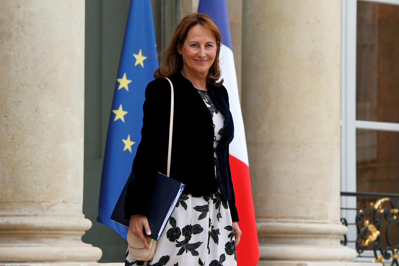 Ségolène Royal, lorsqu'elle était ministre de l'environnement en 2016 (image d'illustration).