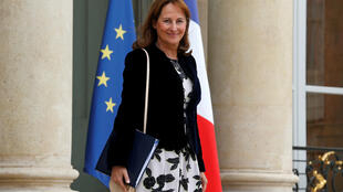 Minister for the Environment Ségolène Royal