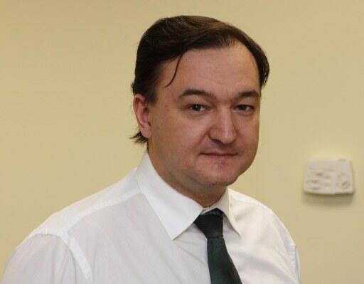 Luật gia người Nga Sergueï Magnitski (AFP /Hermitage Capital)
