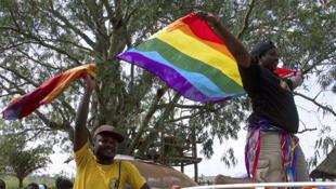 Maandamano ya kuunga mkono mapenzi ya jinsia moja nchini Uganda