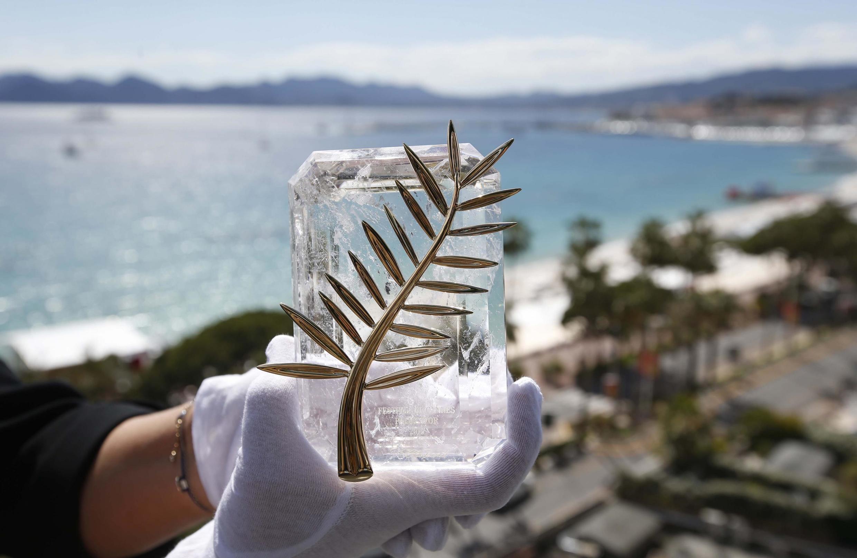Cành cọ vàng do Chopard thiết kế nhân kỳ liên hoan Cannes 2019