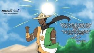 «Les Héros du Sahel» est un jeu vidéo créé par un jeune informaticien nigérien.