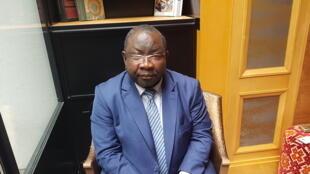 Dr Nouhoun Coulibaly, directeur général de la planification, des statistiques et des projets auprès du ministère ivoirien de l'Agriculture et du Développement rural.