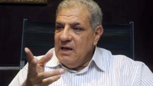 O ministro da Habitação Ibrahim Mahlab foi nomeado nesta terça-feira primeiro primeiro-ministro do Egito.