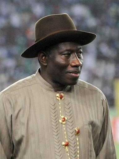 Goodluck Jonathan, l'actuel président du Nigeria, a annoncé sur Facebook mercredi 15 septembre 2010, sa candidature à la présidentielle de janvier 2011