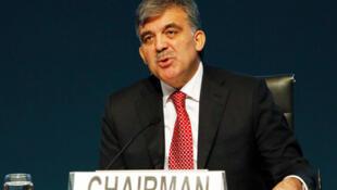 Discours du président Abdullah Gül lors de l'ouverture de la réunion du comité pour la coopération économique et commerciale de l'OCI.