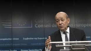 French Defence Minister Jean-Yves Le Drian said France hopes to end military operations in the Central African Republic during this year.