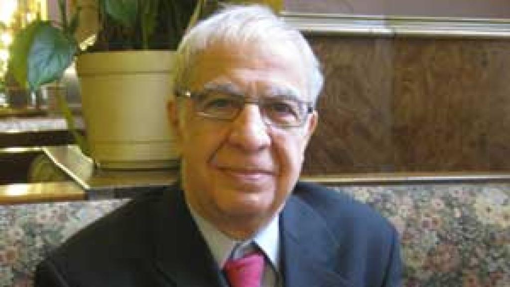 امیر طاهری، روزنامهنگار و کارشناس جهان عرب