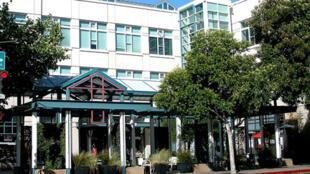Facebook headquarters, California