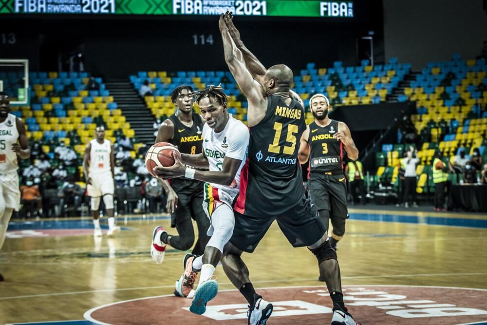 Angola - Desporto - Basquetebol - Basket - Angolanos - Afrobasket - CAN - Basket-Ball