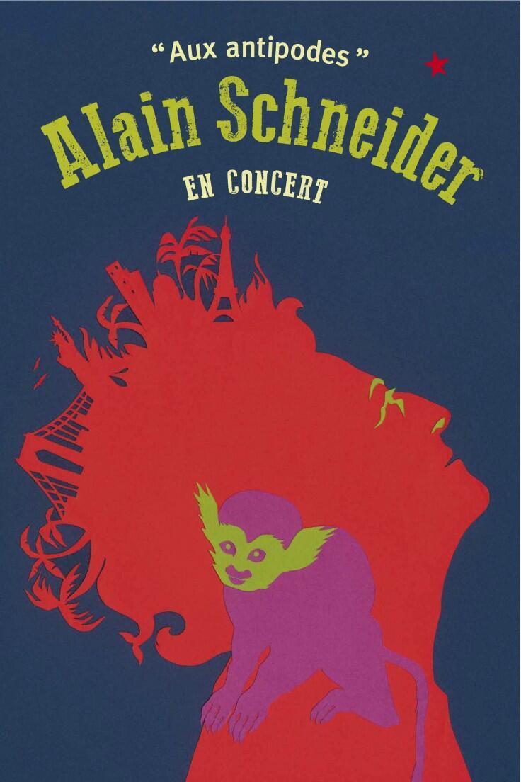 Alain Schneider, «Aux antipodes».