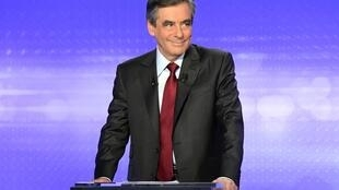 Франсуа Фийон, кандидат на президентское кресло от французских правых