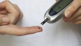 Le diabète touche 425 millions de personnes dans le monde