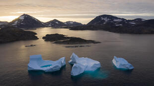PHOTO Icebergs Kulusuk - 16 août 2019