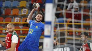 Haniel Langaro - Brasil - Selecção Brasileira - Andebol - Desporto - Handball