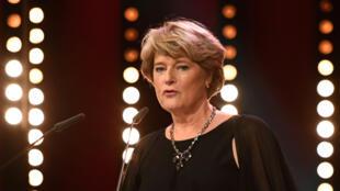 La ministre allemande de la Culture, Monika Grütters, a ouvert la 70e Berlinale, jeudi 20 février, en s'alarmant de la popularité croissante de l'extrême-droite.