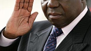 Antigo Presidente da Guiné-Bissau Nino Vieira, assassinado a 2 de Março de 2009