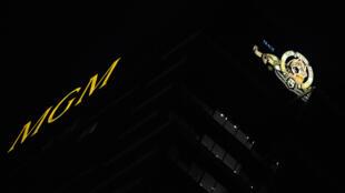 Le siège du studio hollywoodien MGM en 2010 à Los Angeles (image d'illustration).