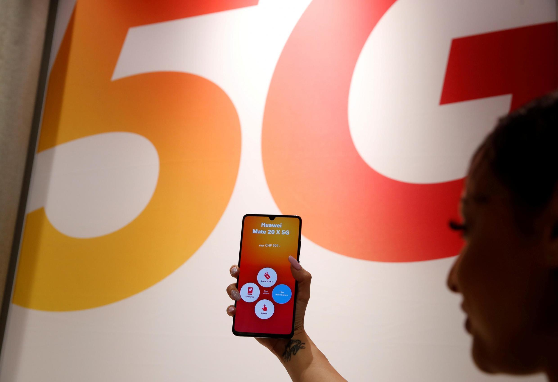 Huawei ne sait toujours pas s'il va pouvoir déployer sa 5G à Londres.