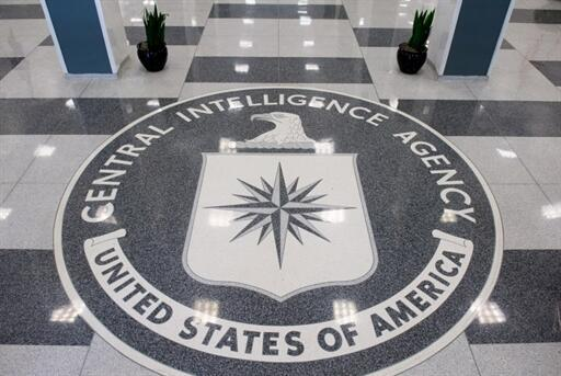 CIA  headquarters at Langley Hall
