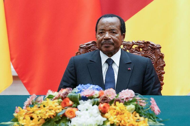 Paul Biya, shugaban kasar Kamaru.