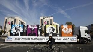 An anti G20 protest march will be held today in Nice ahead of the upcoming G20 summit in Cannes