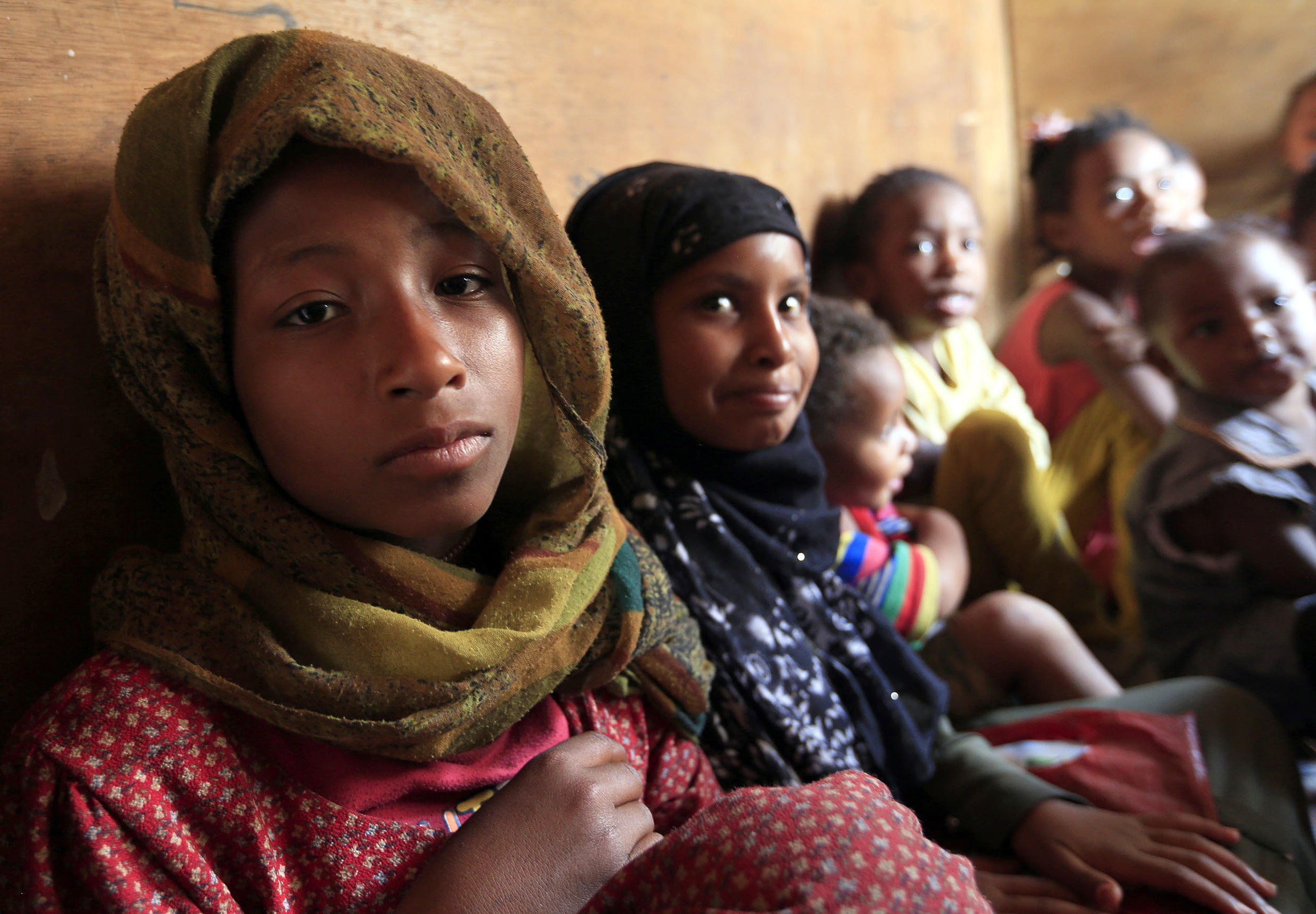 Black Yemenis count among the poorest of the poor in the Arab world's most impoverishedcountry blighted by more than five years of conflict