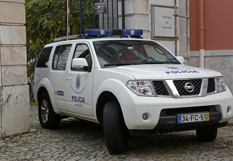 Polícia Portugal