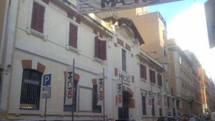 Inauguré en 2002, le Macro est situé dans le quartier Nomentano du Municipio III, dans la partie nord de Rome.