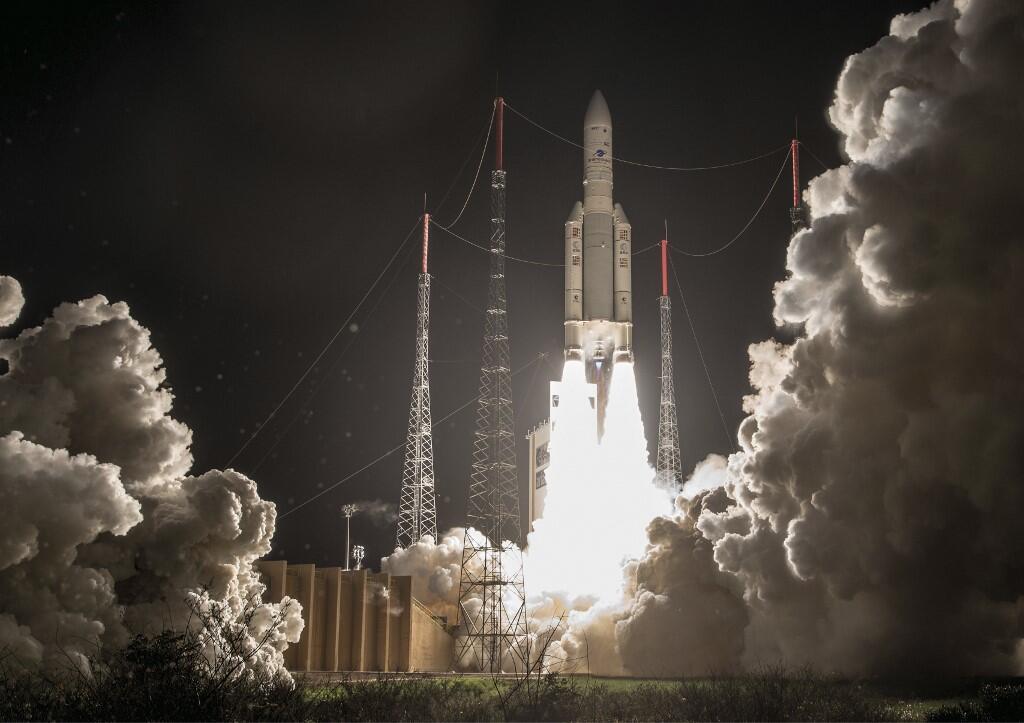 Ariane 5-Space