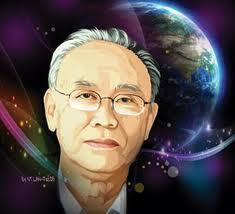 Nhà thiên văn học Nguyễn Quang Riệu (DR)