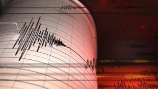 .شدت زلزله ۶٫١ ریشتر اندازهگیری شده است