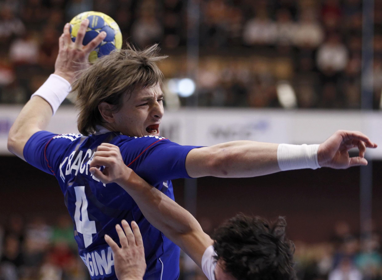 Xavier Barachet avait été l'un des Bleus les plus percutants avant de sortir sur blessure.
