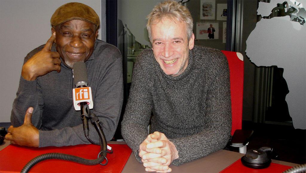 Ray Lema et Laurent de Wilde.