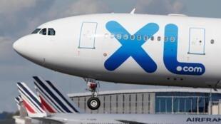 Dívida da XL Airways chega a €35 milhões. Companhia francesa entrou em recuperação judicial nesta semana (23/09/2019).
