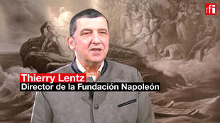 Thierry Lentz RFI español